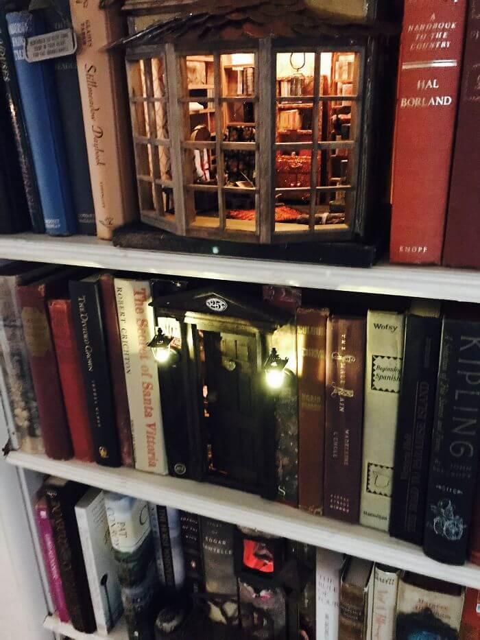 #2 A Magical Bookshop In Your Own Bookshelf