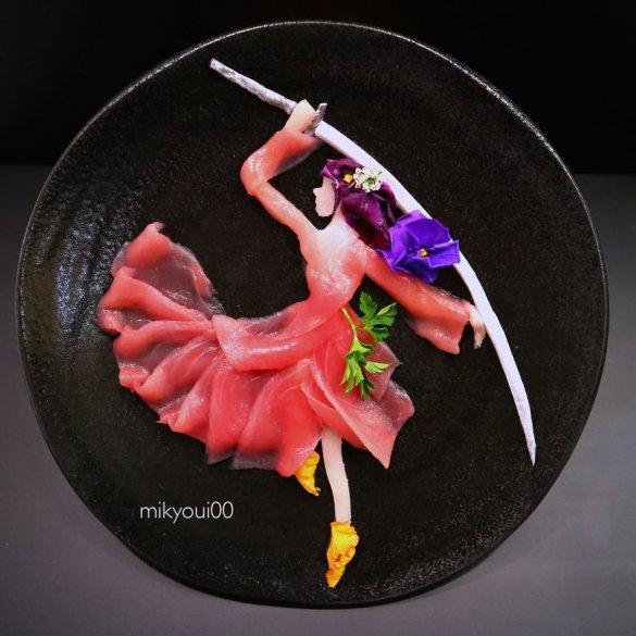 Ăn Sashimi Sẽ Ngon Hơn Khi Thấy Những Hình Ảnh Này 16