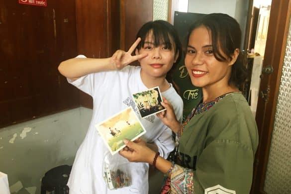 MS.BĂNG NHI VÀ MINH ANH 2