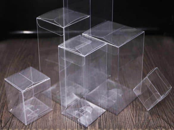 HỘP NHỰA PVC TRONG SUỐT - HƯỚNG DẪN CANH BỐ CỤC CHUẨN VẼ TƯỢNG - PICS STUDIO
