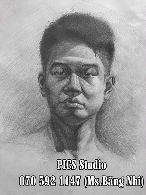 VẼ CHÂN DUNG NAM THANH NIÊN PICS STUDIO (11)