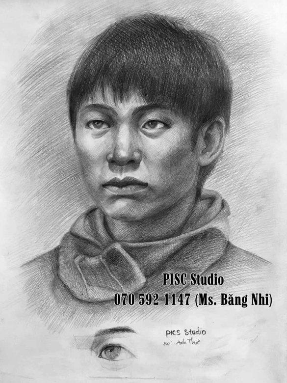 VẼ CHÂN DUNG NAM THANH NIÊN PICS STUDIO (17)