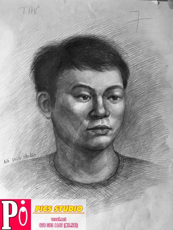 VẼ CHÂN DUNG NAM THANH NIÊN PICS STUDIO (19)