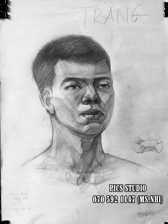 VẼ CHÂN DUNG NAM THANH NIÊN PICS STUDIO (6)