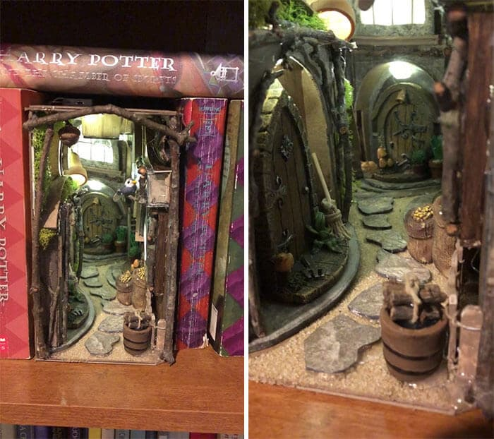 #4 Hobbit Hole