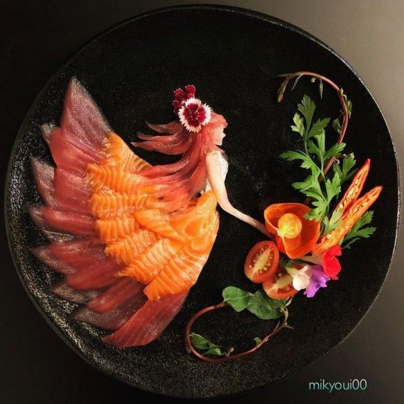 Ăn Sashimi Sẽ Ngon Hơn Khi Thấy Những Hình Ảnh Này 1