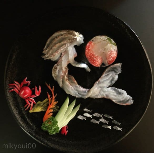 Ăn Sashimi Sẽ Ngon Hơn Khi Thấy Những Hình Ảnh Này 17