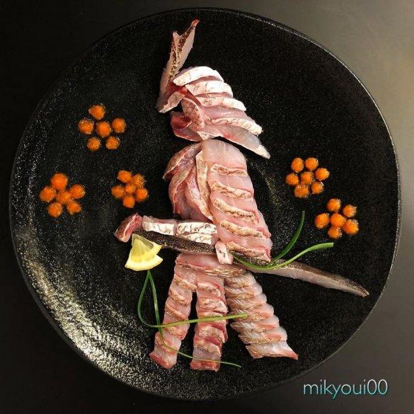 Ăn Sashimi Sẽ Ngon Hơn Khi Thấy Những Hình Ảnh Này 21