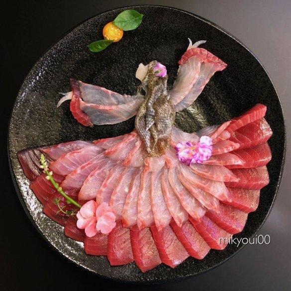 Ăn Sashimi Sẽ Ngon Hơn Khi Thấy Những Hình Ảnh Này 26