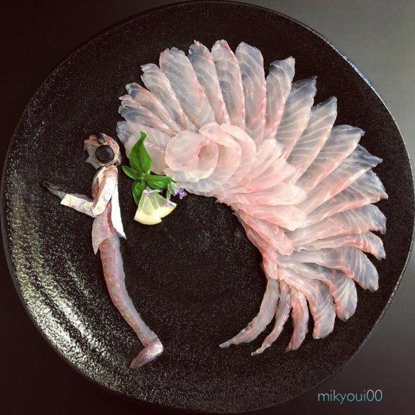 Ăn Sashimi Sẽ Ngon Hơn Khi Thấy Những Hình Ảnh Này 28